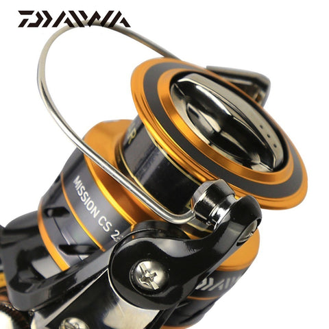 DAIWA MISSION 5.2:1 3+1BB Spinning Fishing Reel
