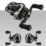 NEW 2019 Fishband GH100 / GH150 7.2:1 Bait Casting Reel