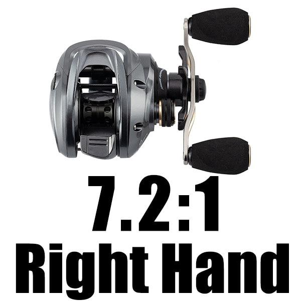 FALCON High Speed Long Casting GR 7.2:1 or 8.1:1 10+1BB Bait Casting Reel