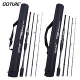 Goture Xceed 4 Section Casting & Spinning Rods