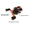 203g Super Light Anti-Corrosive 10+1BB 6.3:1 Baitcasting Fishing Reel