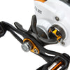 12+1 Ball Bearings High Speed Baitcasting Fishing Reel with Magnetic Brake System