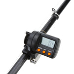 Digital Display Fishing Line Counter