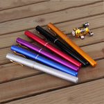 Mini Portable Pocket Pen Aluminum Alloy Fishing Rod and Reel