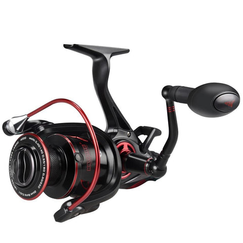 KASTKING Sharky Baitfeeder III Freshwater Spinning Reel with Extra Spool