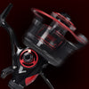 KastKing Sharky Baitfeeder III Freshwater Spinning Reel 12KG Drag with Extra Spool Front and Rear Drag System
