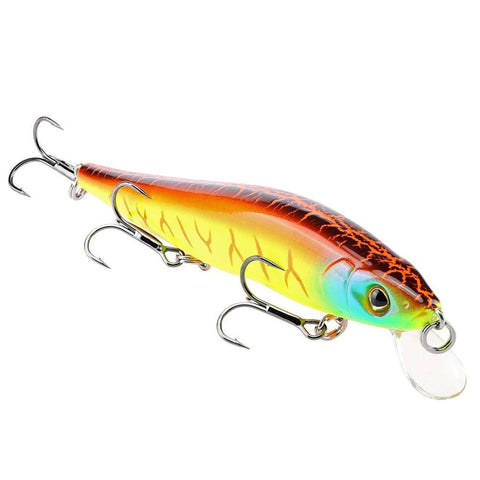 Fishing Savage SK020 Minnow Fishing Lure 10 Colors