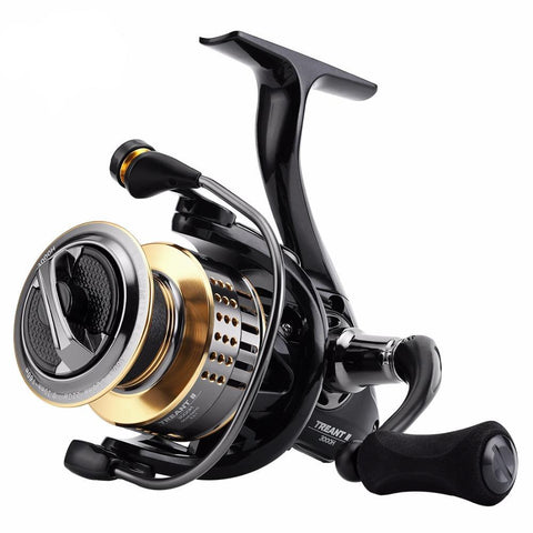 TREANT II 10+1 BB Carbon Drag Spinning Reel