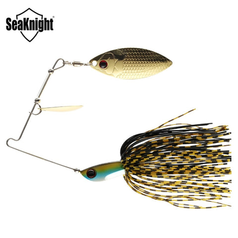 SeaKnight Jig Spoon Spinner Bait 1PC