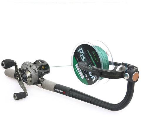FISHING LINE SPOOLER MACHINE
