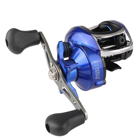 Savage HY200 Baitcasting Reel 8.1:1 Gear Ratio
