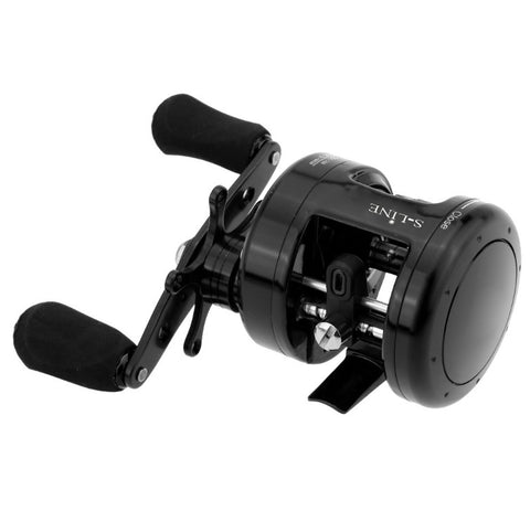 Full Metal 9+1BB 5.2:1 Casting Drum Fishing Reel Right Hand