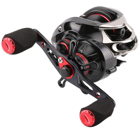 VIPER 12BB GR 6.3:1/7.0:1 Carbon Baitcasting Fishing Reel