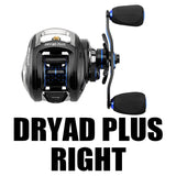 DRYAD PLUS High Speed 7.0:1 Carbon Fiber Drag System 11+1BB Bait Casting Reel