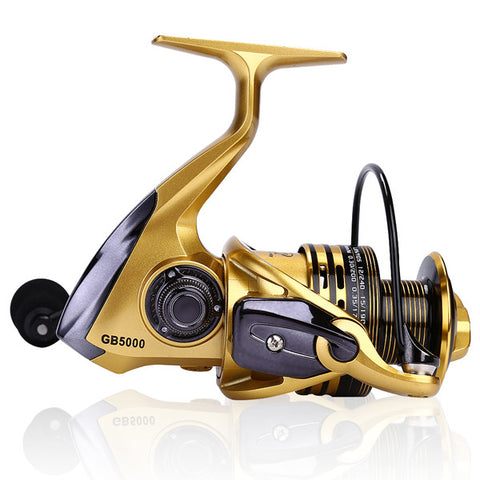 SOUGAYILANG GB2000 - 5000 Fresh or Saltwater Spinning Reel