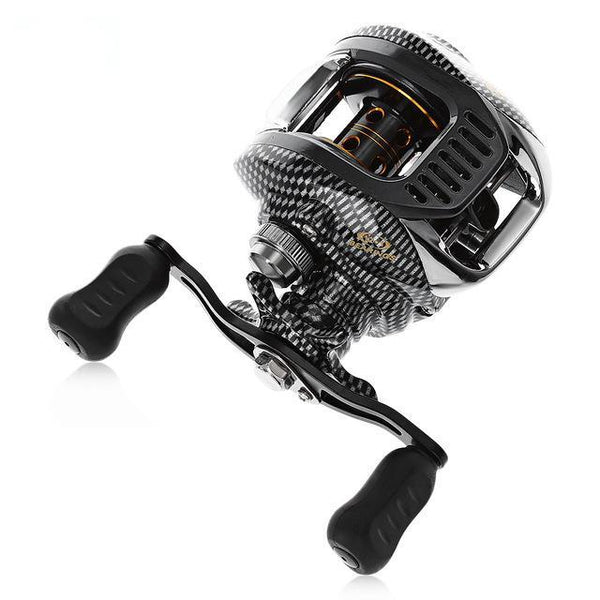 NEW LIE YU WANG LA 12+1  BB 6.3:1 GR Baitcasting Reel
