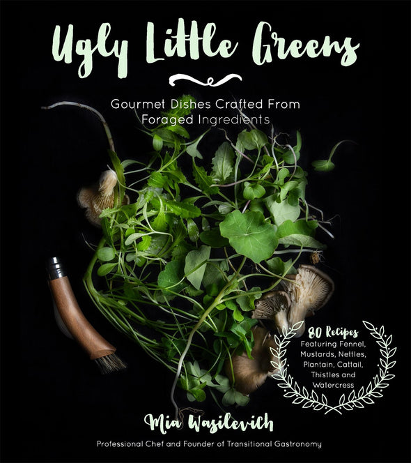 Ugly Little Greens: Mia Wasilevich