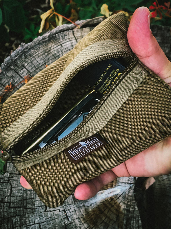 The PocKit Pro: Modern Carry Coyote