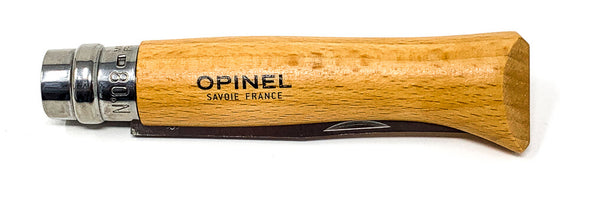 Opinel No. 08 Inox Pocket Knife
