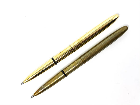 RAW BRASS Fisher Space Pen