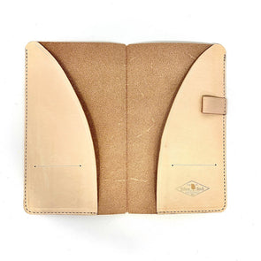 The Original leather folder insert for Midori Traveler's Notebooks