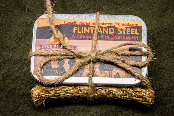 Vern's Flint and Steel Kit