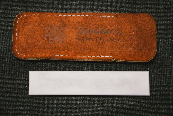 Spyderco Double Stuff Ceramic Sharpening Stone