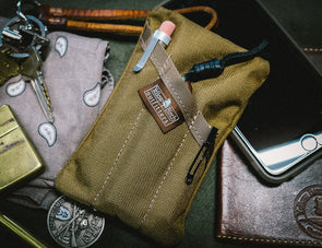 The PocKit: Classic Carry Coyote