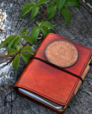 Yellow Birch Outfitters Signature Notebook