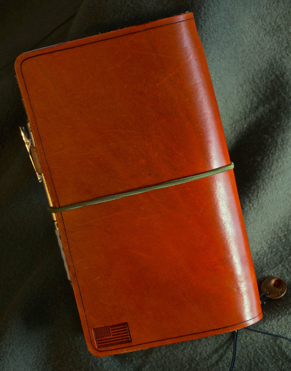 Yellow Birch Outfitters 2015 Signature Edition Wayfarer (MTN Style Notebook)