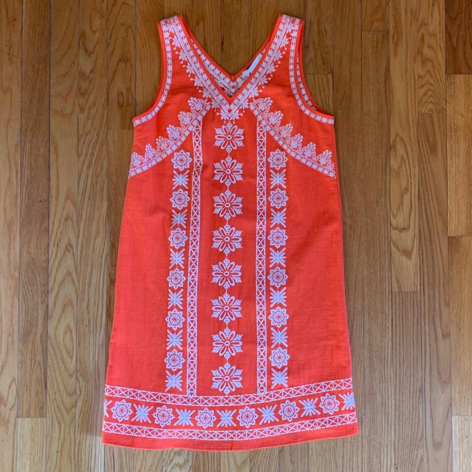 Little Coral Dress