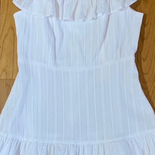 Ruffle & Tiered Dress