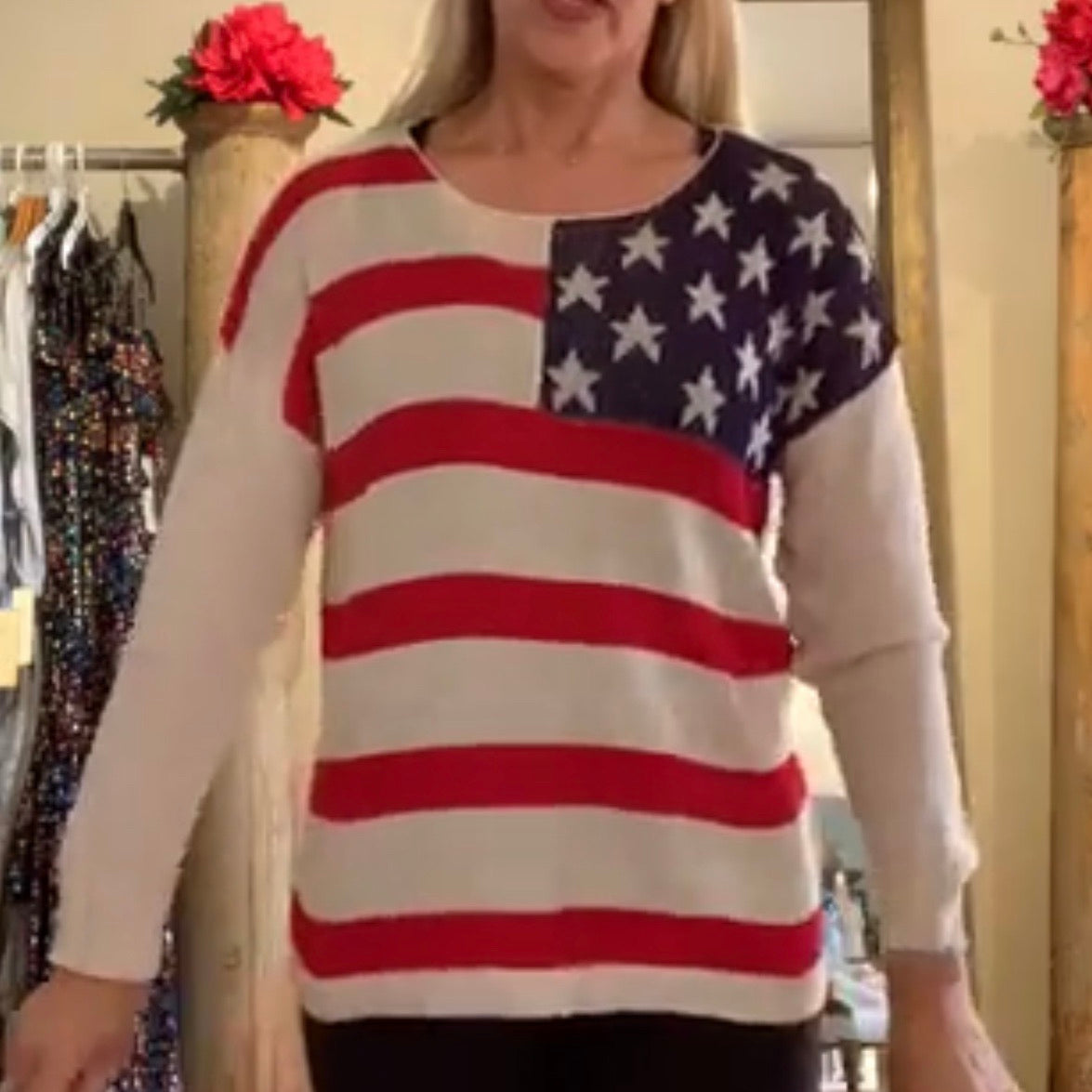 The America Sweater