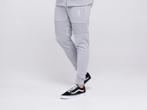 Grey Arm Band Tracksuit Joggers