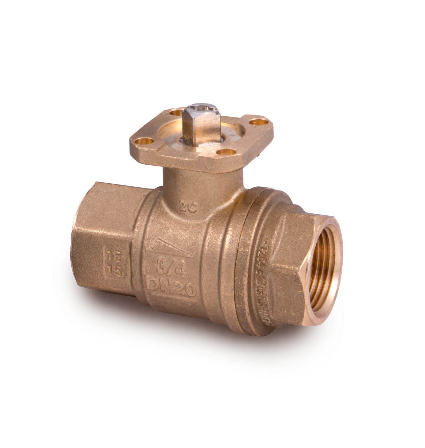 Ball Valve for Wally Shutoff Valve