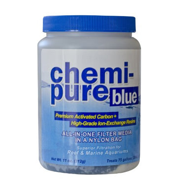 Boyd Enterprises Chemi-Pure Blue Filtration Media for Aquarium, 11-Ounce
