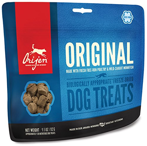Orijen Original Freeze-dried Treats 1.5 Oz