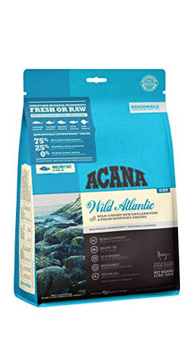 ACANA Regionals Dry Cat Food, Wild Atlantic, Biologically Appropriate & Grain Free 12oz
