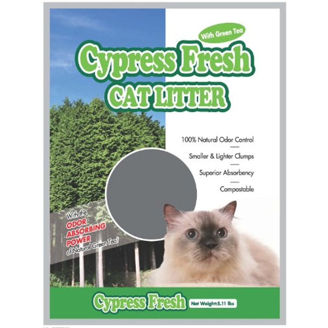 Next Gen Cypress Fresh Cat Litter, 5.1-Pound