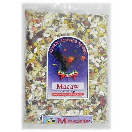 Volkman Seed Factory Avian Science MACAW - /4#