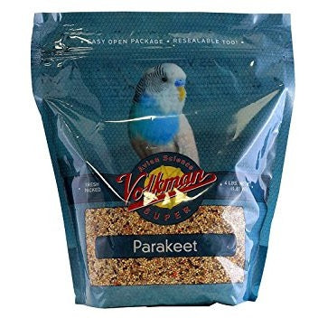 Volkman Seed Factory Avian Science PARAKEET - /4#