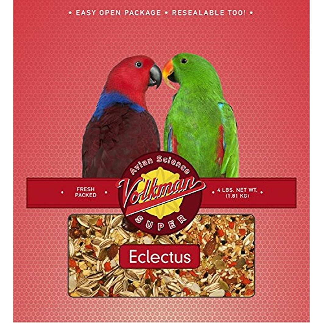 Volkman Seed Factory Avian Science ECLECTUS - /4#