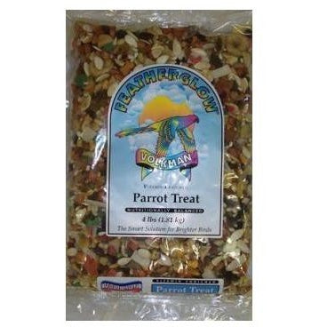 Volkman Seed Factory Featherglow PARROT  TREAT - /4#