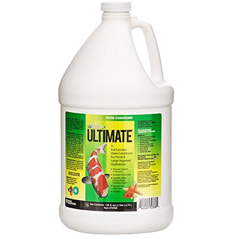 Hikari Usa AHK72238 Ultimate Water Conditioner for Aquarium, 1-Gallon
