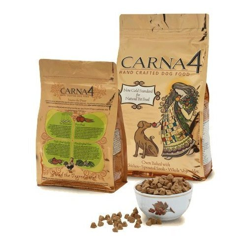 Carna4 Hand Crafted Dog Food, 13-Pound, Chicken