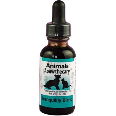 Animal Essentials Inc Tranquility Blend Liquid for Dogs & Cats, 2 Oz