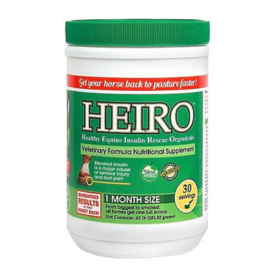 HEIRO Healthy Equine Insulin Rescue Organical 40 Day Supply