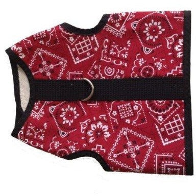 Kitty Holster Cat Harness Red XS