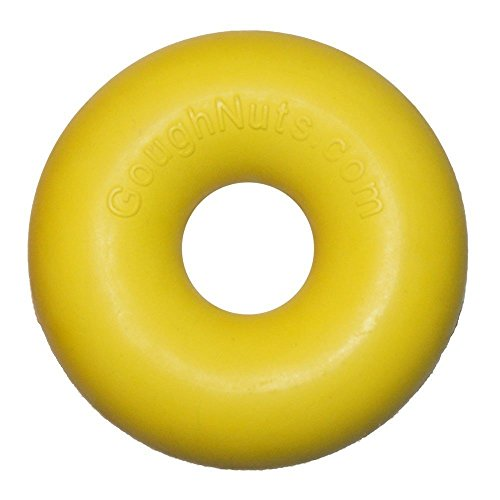 Goughnuts - Original Dog Chew Ring Yellow