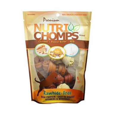 NutriChomps - Assorted Knots 4